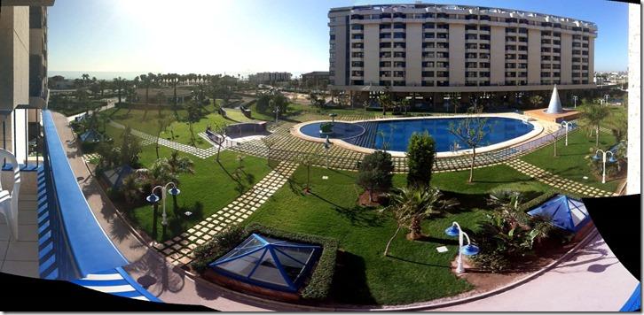 01 Vista terraza